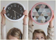Uhr aufpimpen