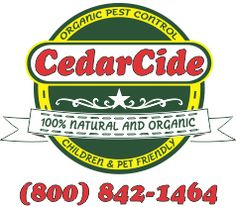 Can't say enough about this company, but I'll try ... Found CedarCide at a home show in Fort Worth.  Used it on our yard and exterior boundary of our house. We live on 20 acres in rural North TX. Have 4 dogs, a cat, 2 horses...  Fleas, ticks and other varmints have stayed at bay for 2 years.  Just ordered plenty for this year to keep the fire ants controlled too.  Safe! Effective! Love products that work.  Worth every penny! (and I love the cedar smell)