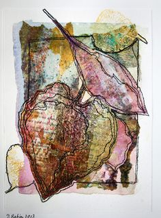 Deborah Babin - Leaves 2