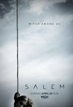 #Salem (WGN America) poster  Sucks my tv isn't working and I'll miss this weeks episode :(((