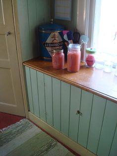 Husmorsskolan: Kika in i mitt kök en tidig lördagsmorgon!