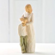 Willow Tree Mother and Son You can find all the Willow Tree figures at AngelTreeStore.com