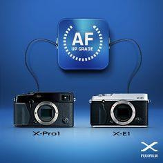 이젠 신상도 부럽지 않다!  더욱 빠르고 쾌적한 AF속도부터   포커스 피크 하이라이트 기능까지  X-Pro1, X-E1의 놀라운 진화.  지금 바로 만나 볼까요?   http://blog.naver.com/fujifilm_x/150170621568