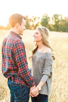 Jessi Nichols Photography | Greenville SC Photographer | South Carolina Photographer | Engagement Photo Outfit Inspiration | Fall Engagement Photos