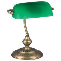 Stolní lampa Bank, Rabalux 4038 | FAVI.cz