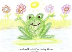 Hoe werkt #schrijfdans? | hoe werkt-schrijfdans | hoe werkt dat | leren schrijven | schrijfdansen motoriek | schrijfdans oefeningen | schrijfdans Art Drawings For Kids, Drawing For Kids, Cute Drawings, Easy Arts And Crafts, Crafts For Kids To Make, Art For Kids, Stella Art, Rock Painting Patterns, Scribble Art