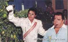 Photo of MICHAEL for fans of Michael Jackson Legacy.