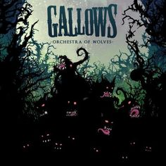 """2006 - Track 6. Gallows - In The Belly Of A Shark (Orchestra of Wolves). """"Now all I have to do is swim after you, convince you to climb in too"""""""