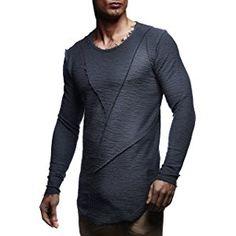 71721eddc1239f LEIF NELSON Herren Pullover Kapuzenpullover Hoodie Sweatjacke Jacke Basic  Langarm oversize Shirt Sweater LN6301: Amazon.de: Bekleidung