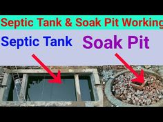 Septic Tank Design - YouTube Septic Tank Design, Types Of Concrete, Youtube, Youtubers, Youtube Movies