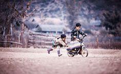 Vietnam - 30 Magical Photos Of Children Playing Around The World