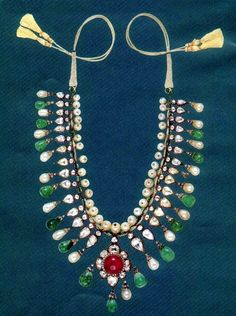 Maharaja jewels