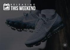 Sneakers Releasing This Weekend -- August 12th, 2017