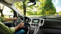 Nissan NV200 EVALIA - Όψη ταμπλό