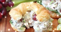 This Best-Ever Chicken Salad is really wonderful. Perfect for incredible chicken salad sandwiches (croissants are great!), or ton top of a lovely bed of green. Either way, you're just going to love More from my siteHow to Make the Best-Ever Chicken Salad Diet Recipes, Cooking Recipes, Healthy Recipes, Cooking Tips, Cooking Corn, Cooking Pasta, Recipes Dinner, Recipies, Skinny Recipes