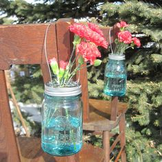 southern wedding traditions | love decorating with mason jars