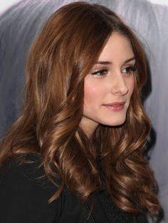 La moda en tu cabello: Color Chocolate en tu cabello - 2015