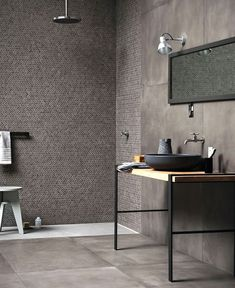 Baños Modernos 2021 2020 - Diseños Modelos Decoración Modern Bathtub, Modern Bathroom Design, Modern Bathrooms, Large Shower Heads, Modern Agriculture, Bathroom Trends, Bathroom Ideas, Small Tiles, Relax