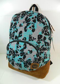 Brand New Roxy Girl Backpack Schoolbag | eBay