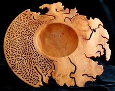 Download Wood Turned Platters PDF Plans