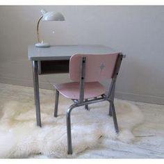bureau pour enfant vintage