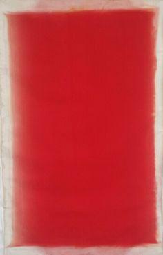 Taek Sang Kim, 'Breath hue-in between red,' 2015, Gaain Gallery