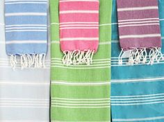 $29 - Turkish towels