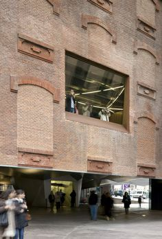 Herzog & de Meuron — Caixaforum Madrid