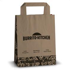 #printed #paper #bags #design