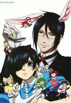 Ciel in Wonderland Black Butler ~ Kuroshitsuji