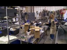 RSC in 60 Seconds: Scenic Art | Royal Shakespeare Company