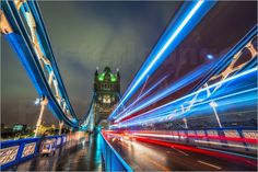 """#WallArt """"The Tower Bridge"""" on #Posterlounge: online shop for #posters, #artprints, and #wall pictures"""