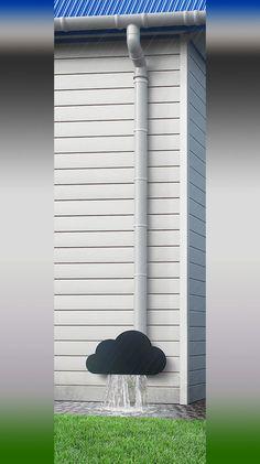 Rain gutter by Art Lebedev studio