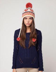 Bershka Ukraine - Graphic hat