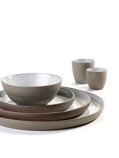 Walter Van Gastel - Serax, Dusk Tableware by Martine Keirsebilck
