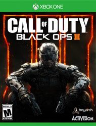 Call of Duty: Black Ops 3. Can be found at: - Amazon - Walmart - Target - Best Buy - Game Stop