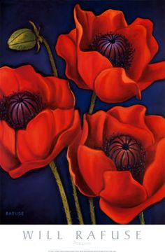 poppies....I wonder if you'll grace me with your presence this year....it's been tough times for you I know....