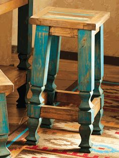 Right now, check out discounts close to on Western furniture at Lone Star Western Decor, including this Old Wood Turquoise Barstool! Decor, Wood Furniture Plans, Rustic Furniture, Old Wood, Western Furniture, Western Decor, Kitchen Design Decor, Transitional Living Room Furniture, Vintage Furniture
