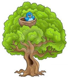 free clipart house cartoon free tree house clip art cartoon rh pinterest com comic tree free clipart Superhero Clip Art