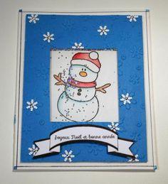 Carte Noël 2013 # 5 (Scrapboocrys)
