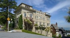 This magnificent home is located on one of the most desirable streets in Pacific Heights and enjoys amazing views of the sparkling San Francisco Bay. The home at 2900 Vallejo extends over four gracious levels totaling approximately 8,675 square feet, and was originally designed by noted Bay Area architect Louis M. Upton, who designed several other elegant Pacific Heights mansions. Set on corner lot, the residence grandly portrays its classic Spanish-Italian Renaissance architectural ...