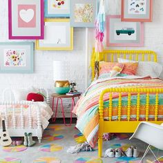 Sunday Best Ice Cream Girls Bedding | The Land of Nod