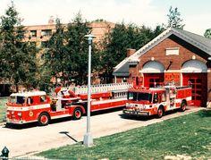 Engine 26 & Truck 15 c. Fire Dept, Fire Department, Dc Fire, Fire Equipment, Fire Apparatus, Emergency Vehicles, Firefighting, Fire Engine, Fire Trucks