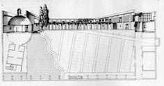 1982. Cimitero di Voltabarozzo, Padova