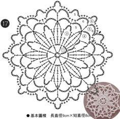 Crochet Bedspread Pattern, Crochet Snowflake Pattern, Crochet Mandala Pattern, Crochet Circles, Crochet Doily Patterns, Crochet Snowflakes, Crochet Diagram, Freeform Crochet, Crochet Chart