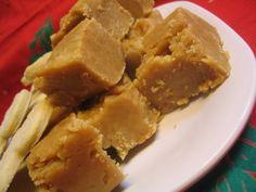 Kittee's Peanut Butter Fudge #vegan