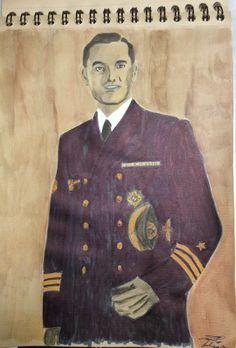 Fernández de la Puente. II Guerra Mundial.