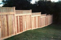 9 Neat Tips: Fence Landscaping Front Yard small fence vertical planter.Decorative Fence Dreams fence and gates photo galleries. Cheap Privacy Fence, Privacy Fence Designs, Patio Fence, Privacy Landscaping, Small Backyard Landscaping, Backyard Fences, Fenced In Yard, Backyard Ideas, Dog Fence