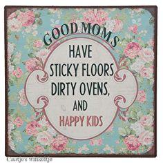 Tekstbod Good moms