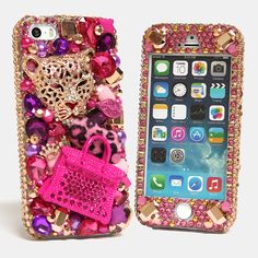 Style # 780 This Bling case can be handcrafted for iPhone 4/4S, 5, 5S, all Samsung Galaxy models (S3, S4, Note 2, 3). Our professional designers will handcraft a case for you in as little as 2 weeks. Click image for direct link